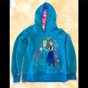 Frozen Hoodie Sweater